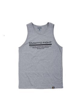 MANTO tank top FUTURE melanż